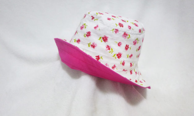Bucket Hat Two Hat Assembly Tutorial