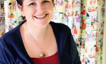 Interview with Jen Kennedy from Ainslee Fox Boutique Patterns