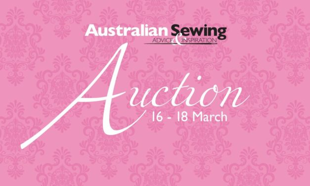 Australian Sewing Advice and Inspiration Auction