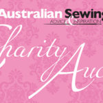 Australian Sewing Advice and Inspiration Charity Auction